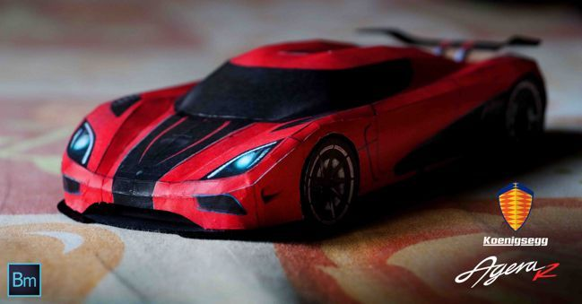 paper cars templates