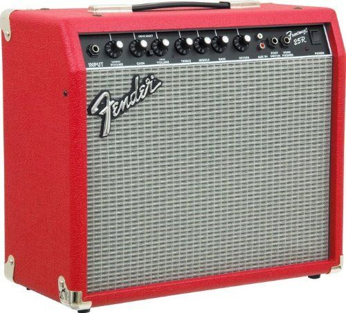 60w Bass Amplifier Red Page66