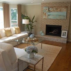 Pottery Barn Living Room Gallery Fabric Swivel Chairs For Grant Beige, Beige Walls And Seagrass Rug On Pinterest