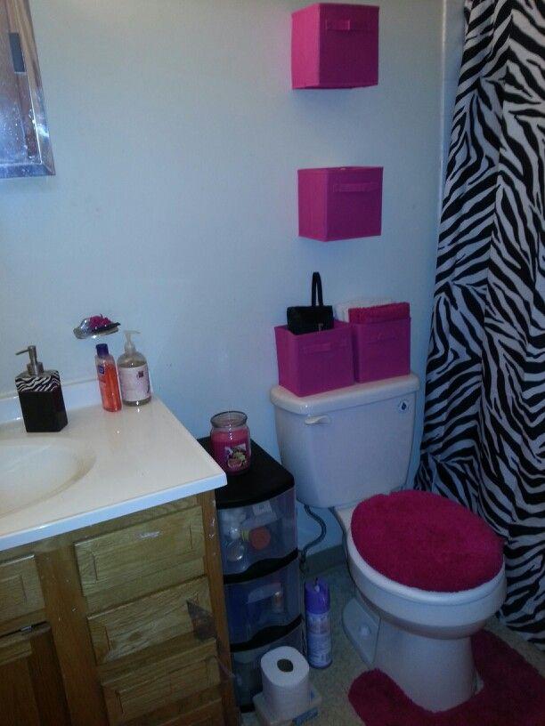 25 best ideas about Zebra Bathroom on Pinterest  Zebra bathroom decor Zebra print crafts and