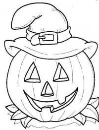 25+ best Halloween Coloring Pages ideas on Pinterest ...