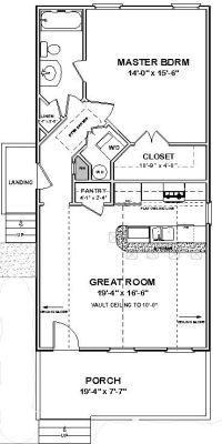 25+ best ideas about Small Cottage Plans on Pinterest ...