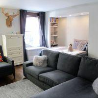 Studio Apartment Design Ideas, Pictures, Remodel, and ...