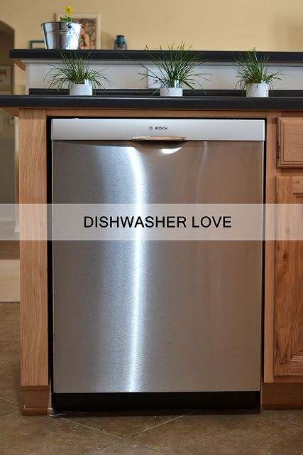 dishwasher on end of cabinet run  Kitchen  Pinterest