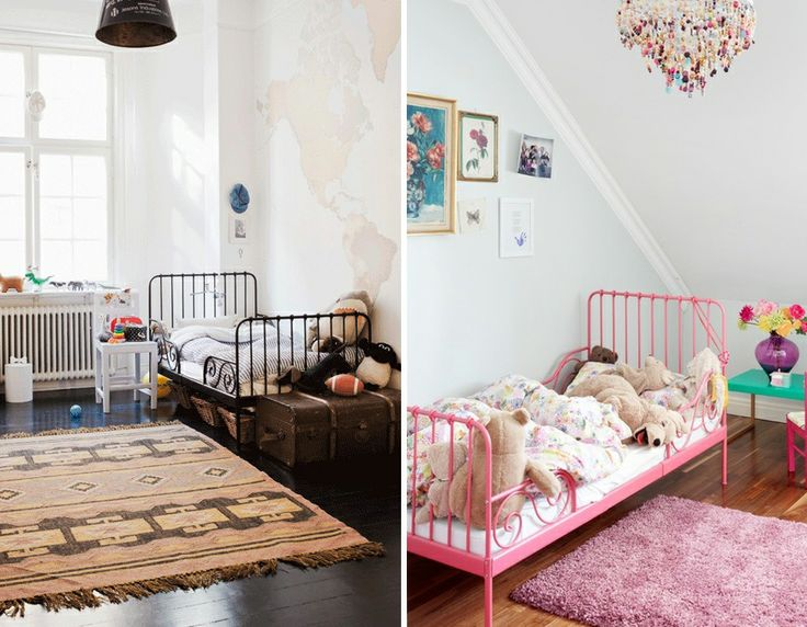 IKEAS Minnen kids bed inspiration  NOLOMAG  kids rooms