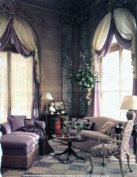 Beautiful Arch Window Treatment   Window Dressing ...