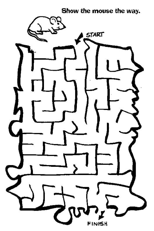 196 best images about Maze for Kids on Pinterest