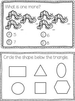 78 Best images about math assessment ideas on Pinterest