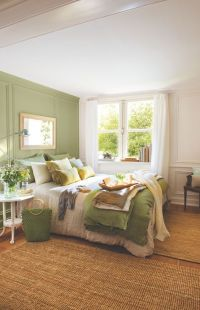 25+ best ideas about Green bedrooms on Pinterest | Green ...
