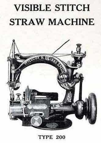 65 best Willcox & Gibbs Sewing Machine Co. images on