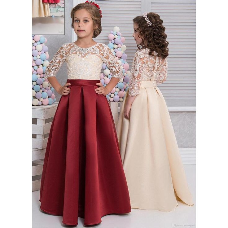 376 best images about Kids formal dress on Pinterest