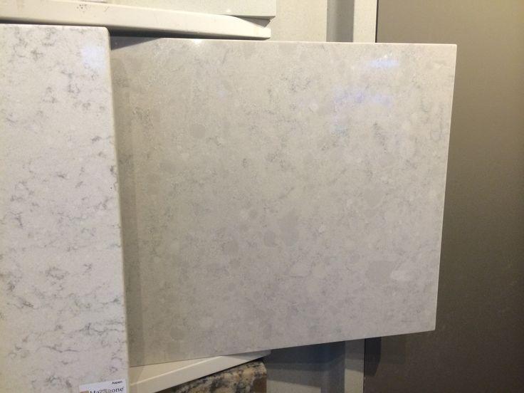 Viatera Quartz Natural Limestone  Kitchen reno ideas