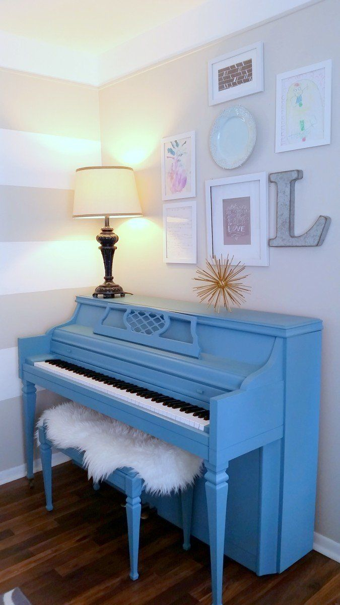 diy living room art ideas fancy lights 25+ best about painted pianos on pinterest | piano ...