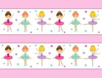 607 best images about Girls Wallpaper Border Decals on ...