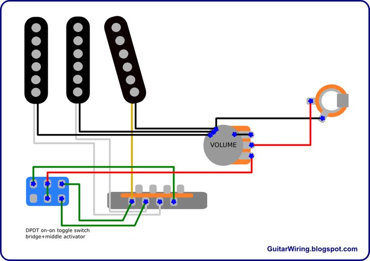Electric Guitar Wiring Diagrams Besides Electric Guitar Kits Moreover