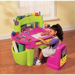 Little Tikes Table And Chair Set Accent Under 100 Pink Design Master Studio Desk | Makenzie's Christmas Pinterest Studios ...