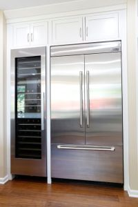 Best 20+ Built In Refrigerator ideas on Pinterest