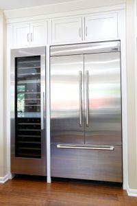 Best 20+ Built In Refrigerator ideas on Pinterest ...