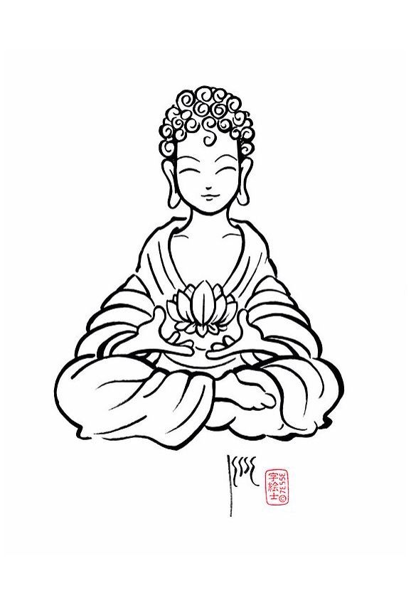 1000 Ideas About Lotus Drawing