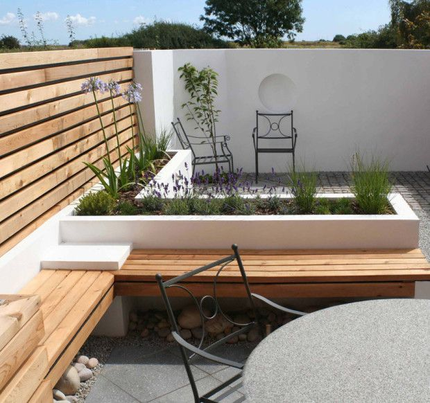 25 Best Ideas About Contemporary Garden Design On Pinterest