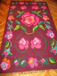 17 Best images about Antique Romanian Carpets /Rugs on ...