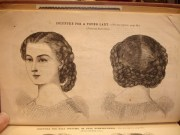 1860's hairstyles