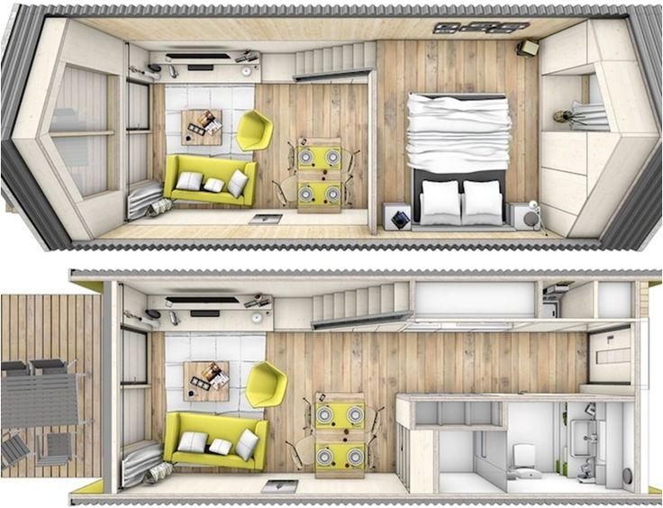 25 Best Ideas About Tiny Houses Floor Plans On Pinterest Floor