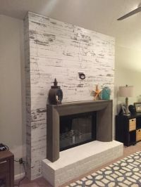 1000+ ideas about Distressed Fireplace on Pinterest | Wood ...