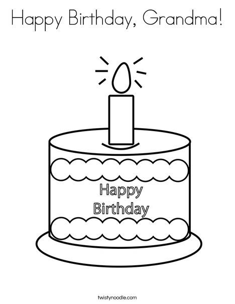 1000+ ideas about Happy Birthday Grandma on Pinterest