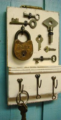 Best 20+ Skeleton key decor ideas on Pinterest