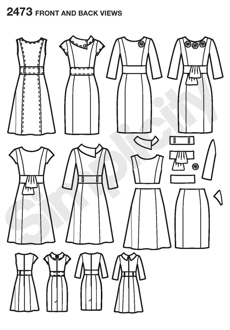 17 Best images about Technical fashion drawing on