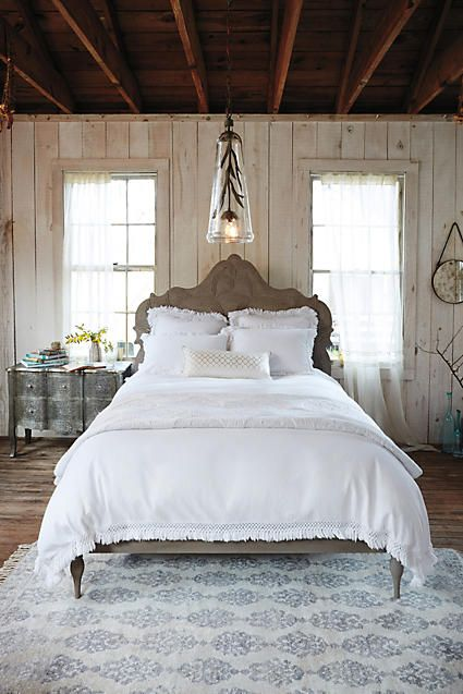17 Best ideas about Farmhouse Style Bedrooms on Pinterest  Guest rooms Master bedroom