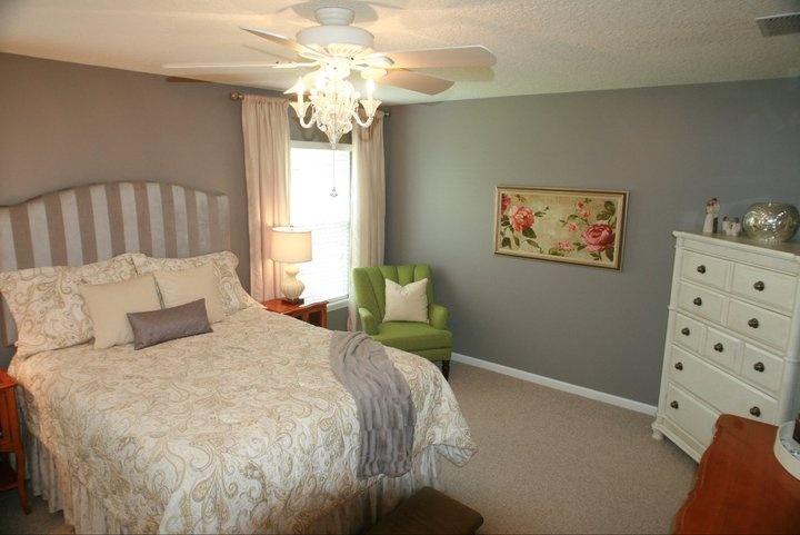Ceiling fan with chandelier  Bedrooms  Pinterest