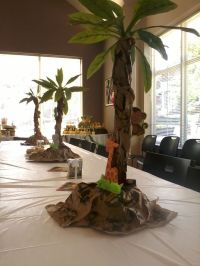 1000+ ideas about Jungle Centerpieces on Pinterest