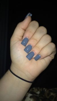 25+ best ideas about Square acrylic nails on Pinterest ...