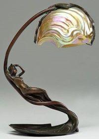 25+ best ideas about Art deco table lamps on Pinterest ...