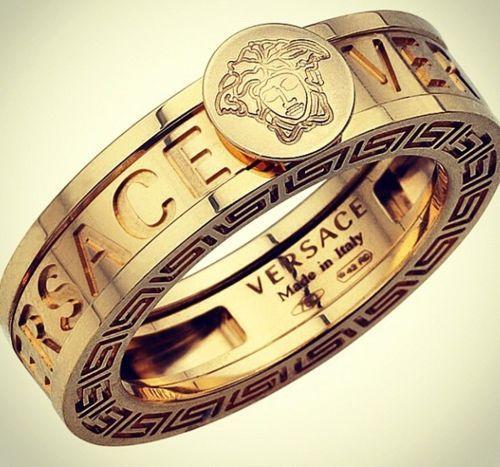 Versace Ring Herren Preis
