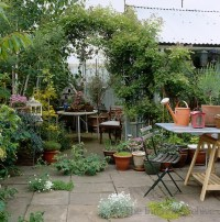 35 best images about courtyard garden on Pinterest ...
