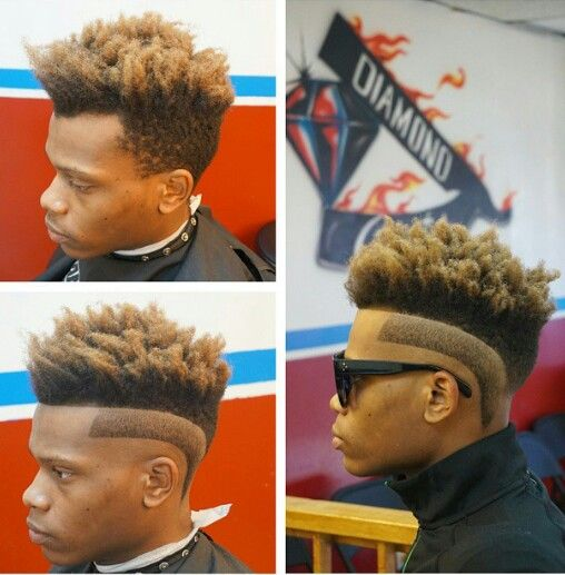 Oreo Fade By Youssefbarber On IGfound By DJCwells