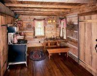 Small cabin kitchen. | Cabins | Pinterest | Home, Ideas ...