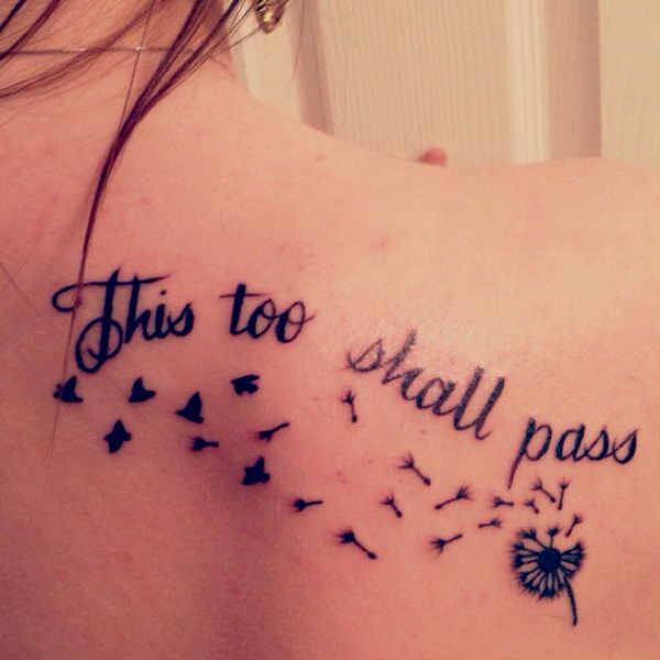 20 Tattoos Quotes About Epilepsy Ideas And Designs