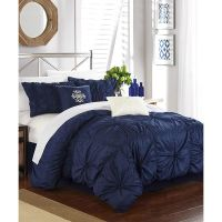25+ best ideas about Navy blue comforter on Pinterest ...