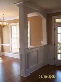 Trim Interior Columns | Interior Woodworks, Inc ...
