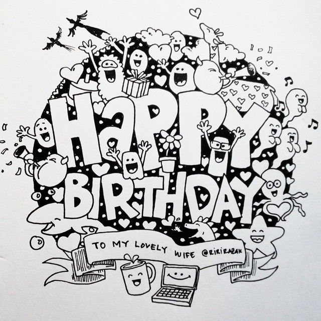 Doodle Happy Birthday Google Search Doodles