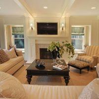 25+ best ideas about Fireplace Furniture Arrangement on ...