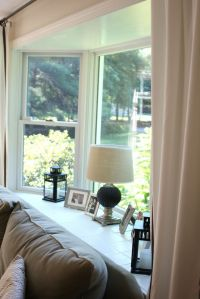 bay window sill tile | Home Makeover | Pinterest | Window ...