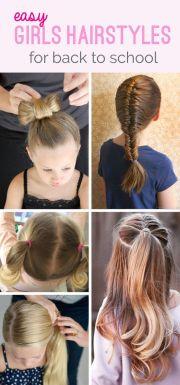 ideas school hair