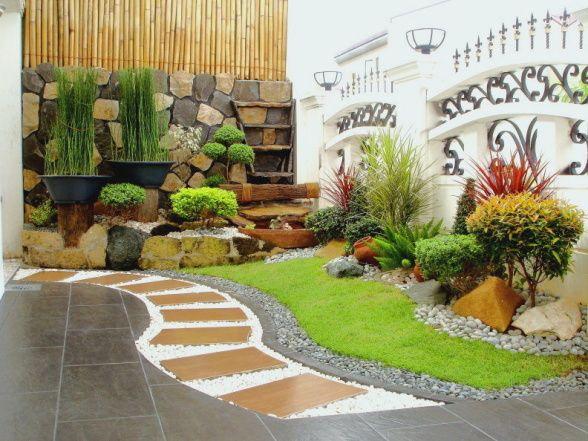 28 Lovely Landscape Ideas For My Garden – Thorplc Com