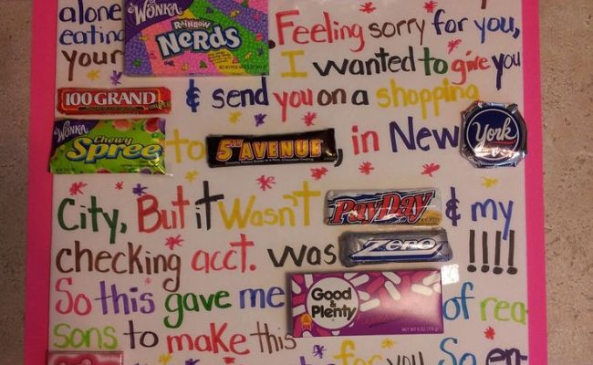 The 25 Best Birthday Candy Posters Ideas On Pinterest Cute766
