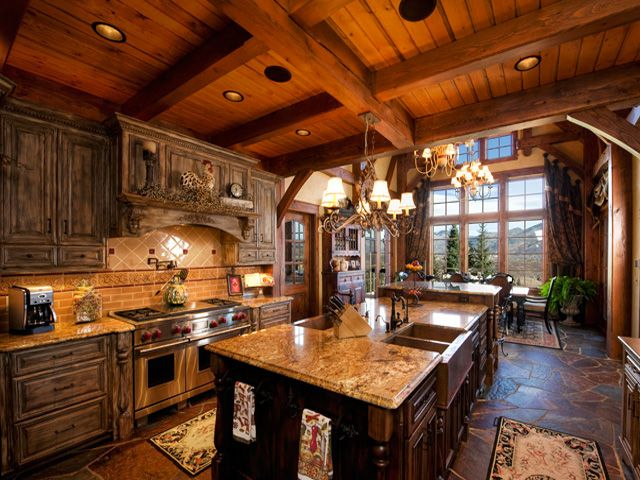 17 Best Images About Timberframe Kitchen On Pinterest